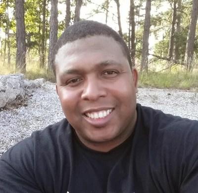 Eric Jackson, U.S. Navy Veteran (PRNewsfoto/Georgia Power)