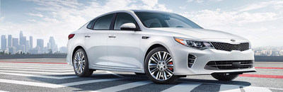 The 2018 Kia Optima has arrived at Serra Kia of Gardendale, Alabama. This model is sleek and stylish, offering drivers a variety of benefits and features.
