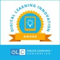 2017 OLC Digital Learning Innovation Award