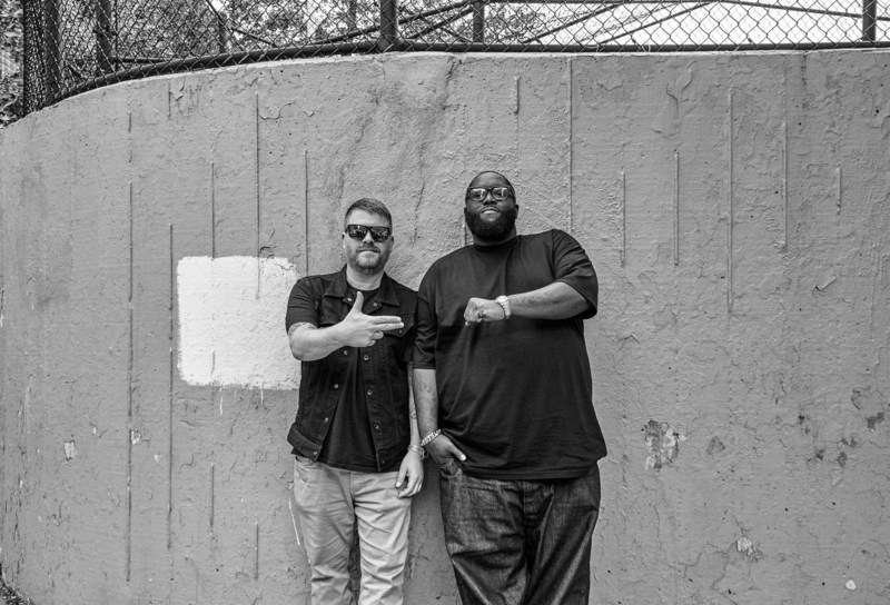 "El-P and Killer Mike of Run the Jewels take center stage in new car2go ""Proud to Share"" mini-documentary series (CNW Group/car2go)"