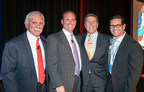 Don Karnes (Co-CEO), Dave Slott (Co-CEO), Jim McMahon (CFO) and Luis Orbegoso (President and COO) of ARS at Annual Meeting