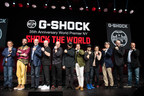 Casio G-SHOCK Kicks Off Yearlong 35th Anniversary Celebration