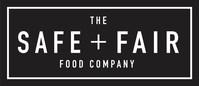 The Safe + Fair Food Company logo (PRNewsfoto/The Safe + Fair Food Company)