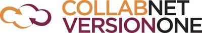 CollabNet VersionOne logo (PRNewsfoto/CollabNet)