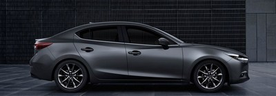 Interested buyers in the San Antonio area can test drive the 2018 Mazda3.
