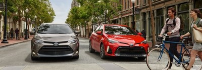 Drivers can test drive the 2018 Toyota Corolla now at Peppers Automotive.