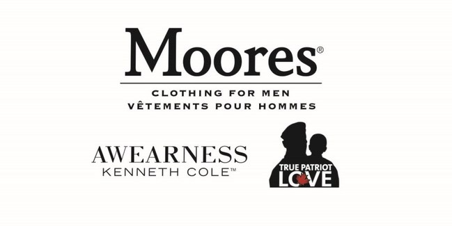 Moores Clothing For Men Celebrates Remembrance Day, Donates Over $350,000