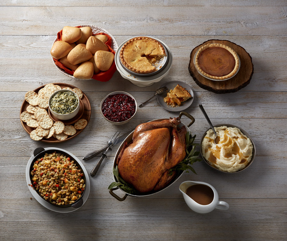 Boston Market Complete Thanksgiving Meal for 12
