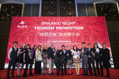 """Shaanxi Night"" Tourism Promotion Event Bloomed at ASTA China Summit 2017"