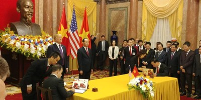Navistar And Its Vietnam Distributor Hoang Huy Sign MOU To Export Up To $1.8 Billion In Vehicles And Parts To Vietnam Over Next 10 Years