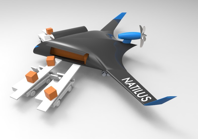 Starburst Ventures Invests in Natilus to Scale Large Cargo Drones