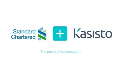 Standard Chartered to give clients an edge with banking-savvy chatbot using Kasisto's conversational AI platform, KAI Banking.
