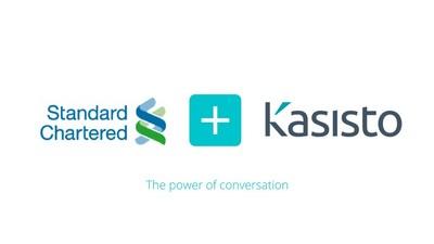 渣打銀行為客戶提供由Kasisto支持的銀行業務聊天機器人