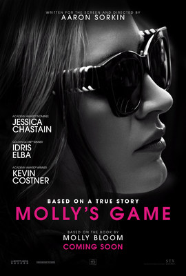 VIZIO Sponsorship Highlighted by Special Closing Night Gala Film Presentation of Molly¹s Game.