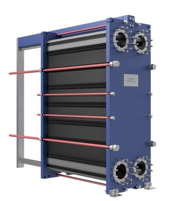 Alfa Laval's Next-Generation Gasketed Plate Heat Exchangers Combine Efficient, Reliable Performance With Ease of Service