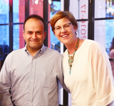 Leading Israeli VC Fund JVP Strengthens Management Team by Promoting Yoav Tzruya and Fiona Darmon to General Partners (PRNewsfoto/JVP)