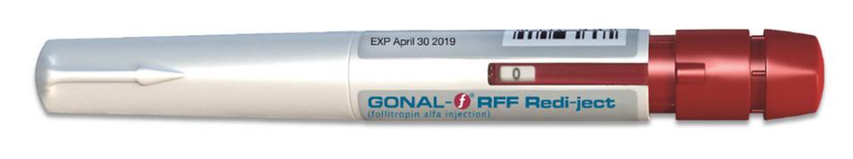 The New GONAL-f® Prefilled Pen (PRNewsfoto/Merck KGaA)