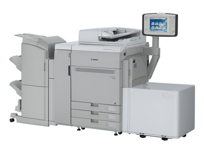 Canon's imagePRESS C650 Digital Color Press