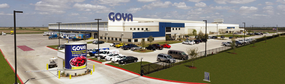 Goya Foods is expanding its North American Processing Center in Brookshire, Texas by adding 324,000 square feet of production warehouse, distribution warehouse, production offices and auxiliary buildings.