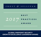 Frost & Sullivan Commends McAfee for Strong Growth in the Global Endpoint Security Market