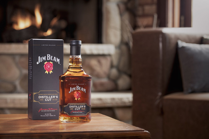 Jim Beam® Distiller's Cut is unlike any other bourbon at Jim Beam.