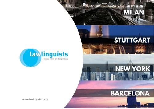 "Lawlinguists - Legal translation service ""by lawyers for lawyers"" (PRNewsfoto/Lawlinguists)"