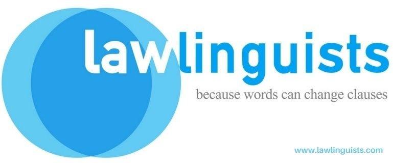 Lawlinguists logo (PRNewsfoto/Lawlinguists)