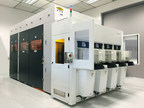 The GEMINI®FB XT automated production fusion bonding system from EV Group is optimized for ultra-high throughput and productivity. The SmartView®NT aligner integrated into the system provides industry-leading wafer-to-wafer overlay alignment accuracy (sub-200nm, 3-sigma). Photo courtesy of EVG.