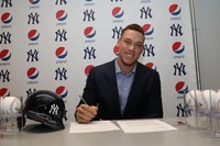 Pepsi® Goes To Bat with Yankees Rising Star Aaron Judge
