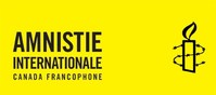 Logo : Amnistie Internationale (Groupe CNW/Amnistie Internationale)