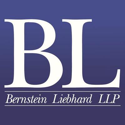Bernstein Liebhard LLP. (PRNewsFoto/Bernstein Liebhard LLP)