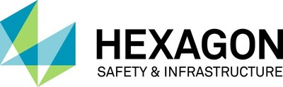Hexagon Safety & Infrastructure Logo. (PRNewsFoto/Hexagon Safety & Infrastructure)