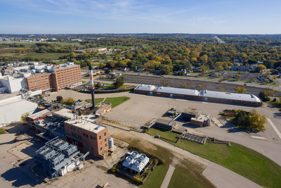 A signature property in the community for more than 100 years, the former Oscar Mayer site will be re-purposed to attract new businesses and stimulate the east side of Madison's economy.
