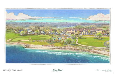 Sea Island, a Forbes Five-Star resort on the coast of Georgia, announces plans for a $25 million enhancement program at The Lodge at Sea Island, which will include six new cottages, a new state-of- the-art Golf Performance Center, an oceanfront pool and pool house, a new putting course and a complete renovation of the Plantation Course.