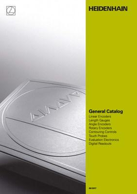 HEIDENHAIN's New General Catalog