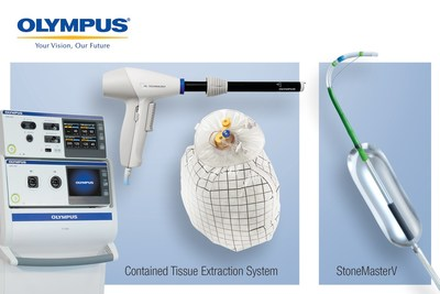 For the fifth consecutive year, Olympus is awarded Innovative Technology designations by Vizient, Inc. The products awarded, the Olympus Contained Tissue Extraction System and StoneMasterV, were chosen by hospital experts for bringing improvements to the healthcare industry.