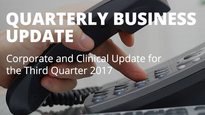 TapImmune to Provide Third Quarter 2017 Business Update Conference Call and Webcast