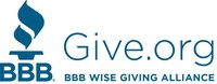 The BBB Wise Giving Alliance helps donors make informed giving decisions and promotes high standards of conduct among organizations that solicit contributions from the public. (PRNewsfoto/BBB's Give.org)