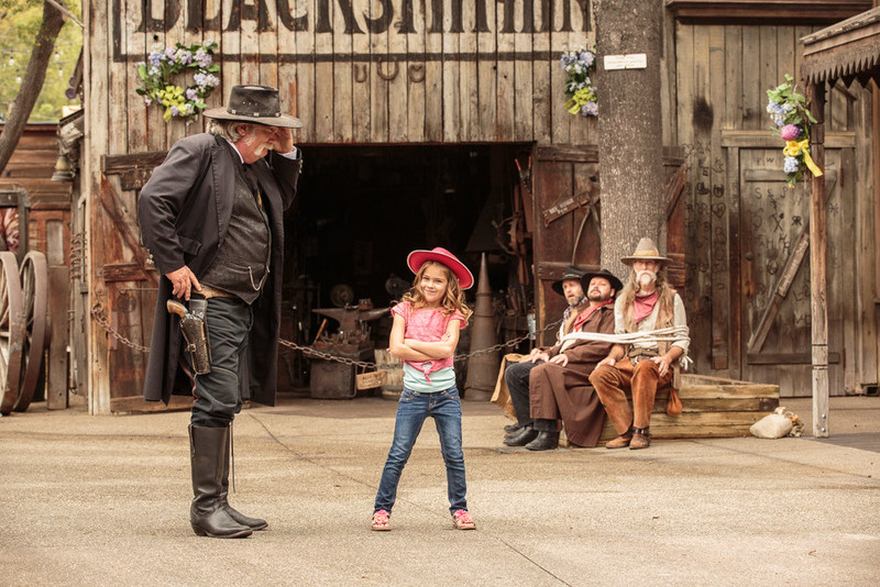 Ghost Town Alive! is an immersive entertainment adventure at Knott's Berry Farm, in which park guests become part of an unfolding Wild West drama.