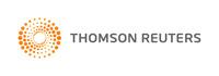 Thomson Reuters logo. (PRNewsFoto/Thomson Reuters)