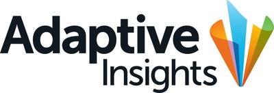 Adaptive Insights Logo. (PRNewsfoto/Adaptive Insights)