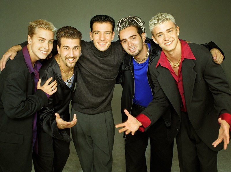 Iconic band *NSYNC joins forces with Epic Rights to develop a new retro line of 90s inspired, high-quality branded fashion apparel, accessories, gift and collectible products.
