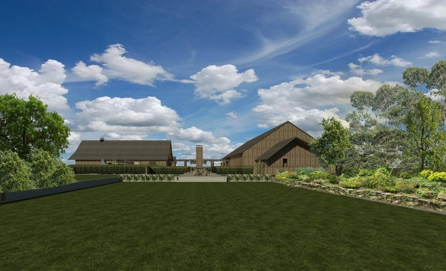 The legendary Ojai Valley Inn breaks ground on a stunning multi-use epicurean showplace, The Farmhouse at Ojai Valley Inn, set for debut events in 2018.