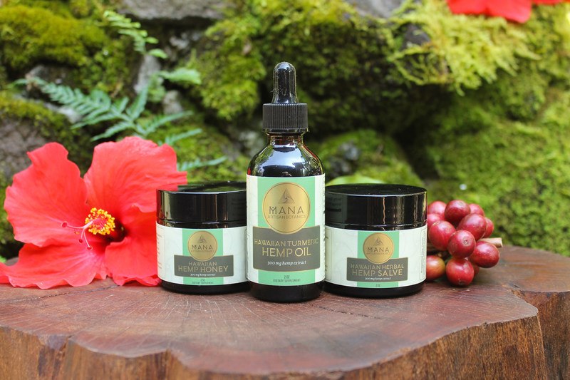 From now through Dec. 29, 2017, Mana Artisan Botanics invites holiday shoppers to give the gift of health this season at a special price: 20% off the Holiday Hemp Trio, including 2-oz. Hawaiian Turmeric Hemp Oil + 2-oz. Hawaiian Hemp Honey + 2-ozs Hawaiian Hemp Salve. manabotanics.com