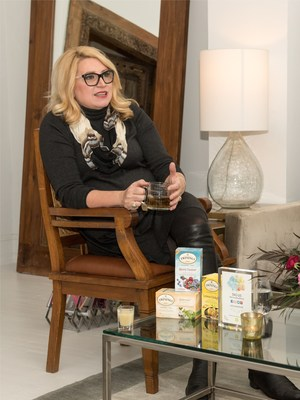 "Twinings® teamed up with national radio personality Delilah to encourage tea drinkers to ""Be Your Best Blend"" by taking a moment to relax and restore with a tea break."