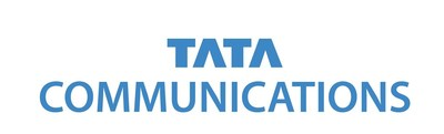 TATA Communications logo (PRNewsfoto/TATA Communications)
