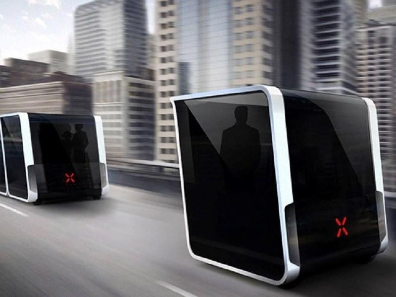 El e-bus inteligente de 2 metros que será desarrollado por Foton Motor y TDG (PRNewsfoto/Foton Motor Group)