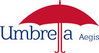 Umbrella Aegis logo (PRNewsfoto/Umbrella Aegis Pvt. Ltd .)
