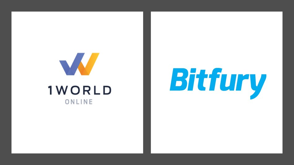 1World and Bitfury to partner in MediaTech
