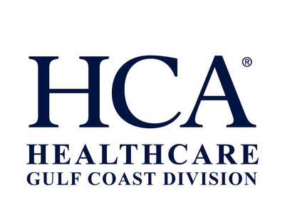 (PRNewsfoto/HCA Healthcare Gulf Coast Divis)